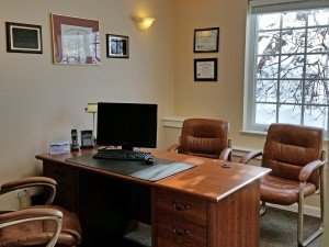 Doctors office - consultation room